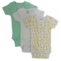 Bambini Boys' Printed Short Sleeve Variety Pack