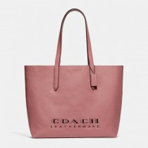 Coach Highline Tote Light Blush/Silver