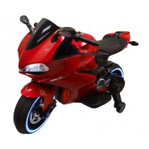 Tron Motorcycle 12 Volt, Red
