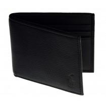Ralph Lauren Leather Billfold Black