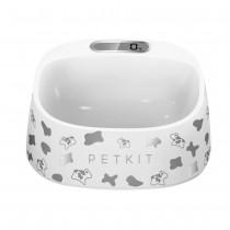 PETKIT FRESH Smart Digital Feeding Pet Bowl - Black/White