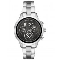 Michael Kors Access Unisex Runway Stainless Steel Bracelet Touchscreen Smart Watch 41mm
