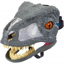 Jurassic World Chomp 'N Roar Velociraptor Blue Mask