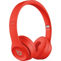 Beats by Dr. Dre Beats Solo3 Wireless Headphones (PRODUCT) RED