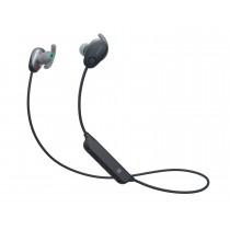 Sony - Wireless NC In-Ear Headphones - Black