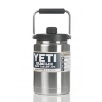 Yeti Rambler Half Gallon Jug SS