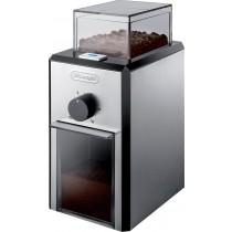 DeLonghi - 4.8-Oz. Coffee Grinder - Stainless Steel