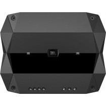 JBL - Club-5501 1500W Class D Mono Amplifier Crossover - Black