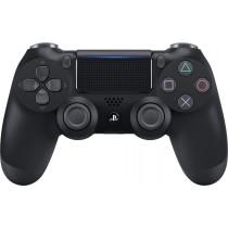 Sony - DualShock 4 Wireless Controller for Sony PlayStation 4 - Jet Black
