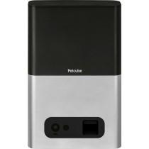 Petcube - Bites Indoor 1080p Wi-Fi Pet Camera - Matte Silver
