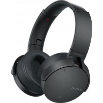 Sony Extra Bass Wireless Noise Cancelling OvertheEar Headphones Black