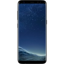 Samsung - Galaxy S8 64GB (Unlocked) - Midnight Black