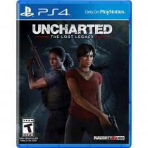 Uncharted The Lost Legacy Sony PlayStation 4