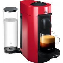 Nespresso - VertuoPlus Coffee Maker and Espresso Machine by DeLonghi - Cherry Red