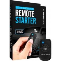 Compustar - 1-Button Remote Starter T-Harness Kit (2nd Gen) - Installation Required - Black