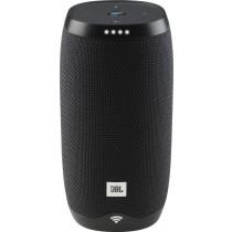 JBL - LINK 10 Smart Portable Bluetooth Speaker with the Google Assistant built in - Black