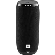 JBL - LINK 20 Smart Portable Bluetooth Speaker with the Google Assistant built in - Black