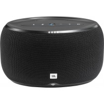 JBL - LINK 300 Wireless Speaker with Google Voice Assistant - Black