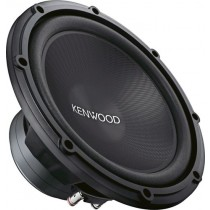 """Kenwood - Road Series 12"""" Dual-Voice-Coil 4-Ohm Subwoofer - Black"""