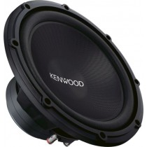 """Kenwood - Road Series 12"""" Single-Voice-Coil 4-Ohm Subwoofer - Black"""