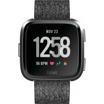 Fitbit - Versa Special Edition - Charcoal