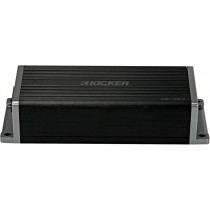 KICKER - Key Smart 180W Class D Multichannel Amplifier with Variable Crossover - Black