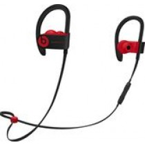 Beats by Dr. Dre - Powerbeats3 Wireless Earphones - The Beats Decade Collection - Defiant Black-Red