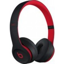 Beats by Dr. Dre - Beats Solo3 Wireless Headphones - The Beats Decade Collection - Defiant Black-Red