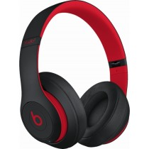 Beats by Dr. Dre - Beats Studio3 Wireless Headphones - The Beats Decade Collection - Defiant Black-Red
