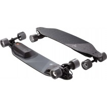 Boosted - Stealth Battery-Powered Longboard - Black