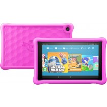 """Amazon - Fire HD 10 Kids Edition - 10.1""""- Tablet - 32GB - Pink"""