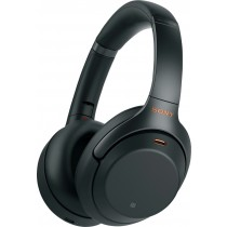 Sony WH-1000XM3 Wireless Noise Canceling Over-the-Ear Headphones with Google Assistant - Black