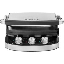 DeLonghi - Livenza 5 in 1 Grill - Stainless Steel