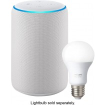 Amazon - Echo Plus (2nd Gen) - White