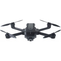 Yuneec - Mantis Q Drone with Remote Controller - Black