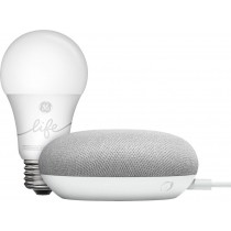 Google - Smart Light Starter Kit with Google Assistant