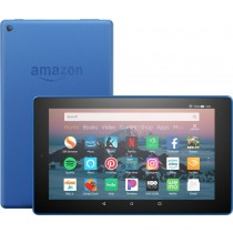 "Amazon - Fire HD 8 - 8""- Tablet - 32GB 8th Generation  2018 Release - Marine Blue"