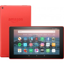 "Amazon - Fire HD 8 - 8""- Tablet - 16GB 8th Generation  2018 Release - Punch Red"