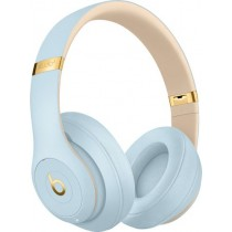 Beats by Dr. Dre - Beats Studio3 Wireless Headphones - Beats Skyline Collection - Crystal Blue