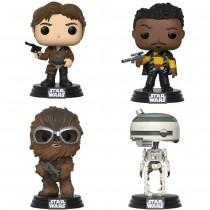 Funko Pop! Star Wars Solo - Collector's Set