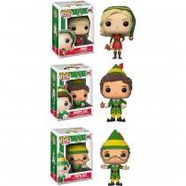 Funko Pop! Movies Elf - Collector's Set
