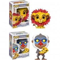 Funko Pop! Disney Lion King - Collector's Set