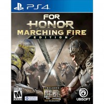 For Honor Marching Fire Edition - Sony PlayStation 4