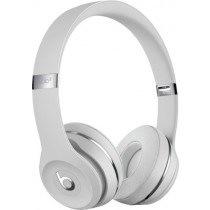 Beats by Dr. Dre - Beats Solo3 Wireless Headphones - Satin Silver