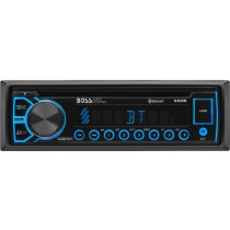 BOSS Audio - In-Dash - CD/DM Receiver - Built-in Bluetooth - Black