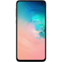 Samsung - Galaxy S10e with 256GB Memory Cell Phone (Unlocked) Prism - White
