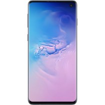Samsung - Galaxy S10 with 128GB Memory Cell Phone (Unlocked) - Prism Blue