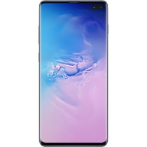 Samsung - Galaxy S10+ with 128GB Memory Cell Phone (Unlocked) - Prism Blue