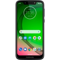 Motorola - Moto G7 Play with 32GB Memory Cell Phone (Unlocked) - Deep Indigo