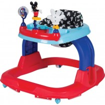 Disney - Baby Ready, Set, Walk! 2.0 Developmental Walker - Mickey Silhouette